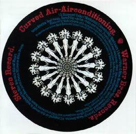 "First Album ""Air Conditioning"""